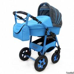 Детская коляска 2 в 1 Danny Polmobil