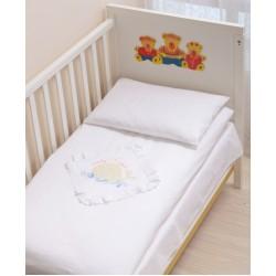 Комплект в кроватку 3 предмета Селена АРТ. - 22