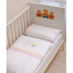 Комплект в кроватку 3 предмета Селена АРТ. - 22.1
