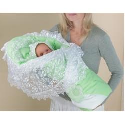 Одеяло-конверт для новорожденного Селена АРТ. - 72