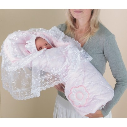 Одеяло-конверт для новорожденного Селена АРТ. - 72.2