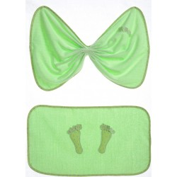 Комплект полотенец для новорожденного Селена - АРТ. - 66.1