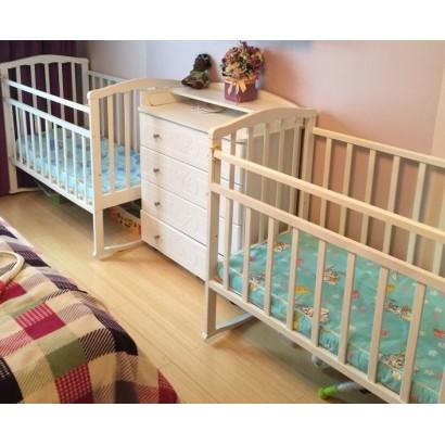 """Набор для детской комнаты """"Счастливые близняшки"""", 5 предметов"""
