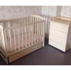"""Набор для детской комнаты """"Млечный"""", 3 предмета"""