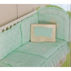 Комплект в детскую кроватку 3 предмета Селена «Пеша» АРТ. - 48.212