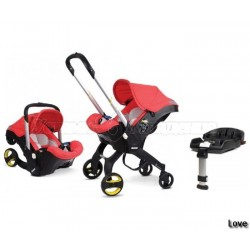 Автокресло Simple Parenting Doona+ Isofix