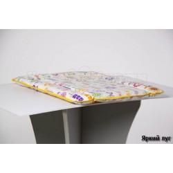 Доска мягкая пеленальная на комод Polini 70х50см