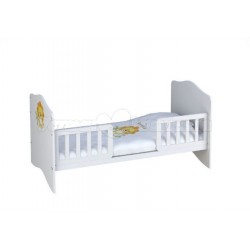Комплект боковых ограждений для кровати Polini Simple/Basic 140*70