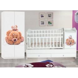 Детская комната Папа Карло 2 предмета: Мишкины сказки