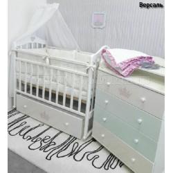Детская комната новорожденного ByTwinz Версаль