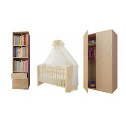 Комната новорожденного Polini Simple