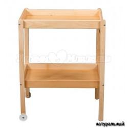 Детский деревянный пеленальный столик Combelle Alice