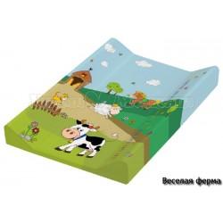 Пеленальная доска с ростомером OKT Keeeper