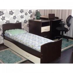 Детская кроватка трансформер с маятником Чунга Чанга
