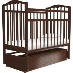 Детская кровать Агат Золушка-6 продольный маятник с ящиком