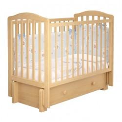 Детская кроватка Милано Пикколо-3 (универсальный маятник ящик) Можгинский лесокомбинат