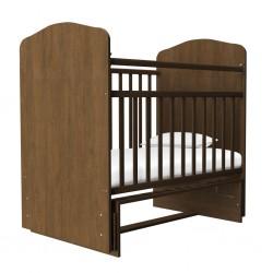 Детская кроватка Агат Золушка-10 поперечный маятник без ящика