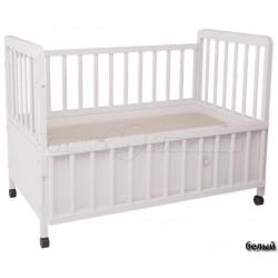 Кроватка для новорожденного Фея 408