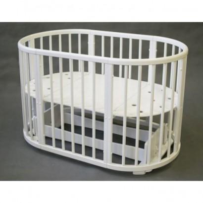 21163ce81cb Маятник для круглой кроватки для новорожденного Incanto Mimi 7 в 1 ...