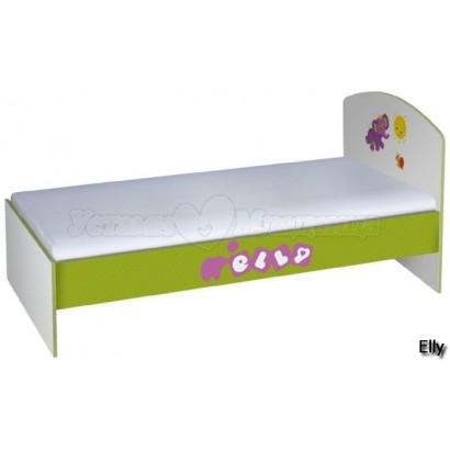 Детская кроватка Polini Basic