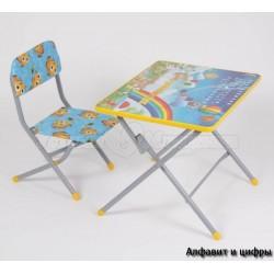 Комплект детской мебели Фея Досуг 101