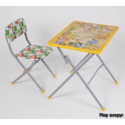 Комплект детской мебели Фея Досуг 301