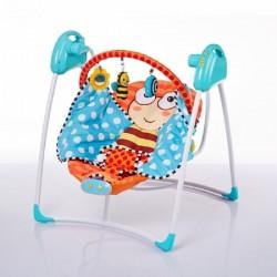 Электрокачели BamBola Musica Бабочка