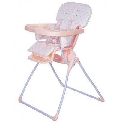 Детский стульчик для кормления Beibeile Baby Горошек