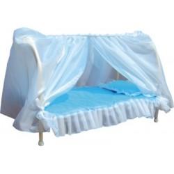 Кроватка кукольная КР-120