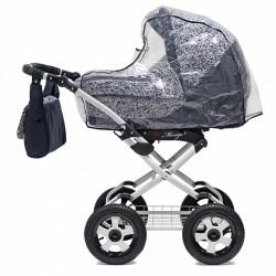 Детская коляска 3 в 1 Mirage PCO-F Bartplast