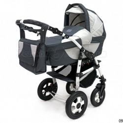 Детская коляска 3 в 1 Serenade PCO-F Bartplast