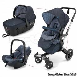Детская коляска 3 в 1 Concord Neo TS Sleeper+Air