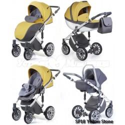 Детская коляска 3 в 1 Anex Sport