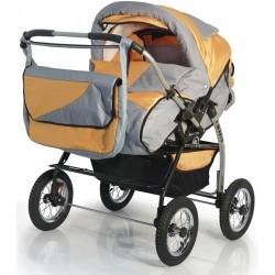 Детская коляска - трансформер Twins PC Bartplast