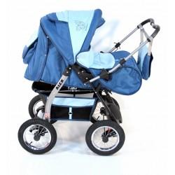 Детская коляска - трансформер Alex BKL Bartplast