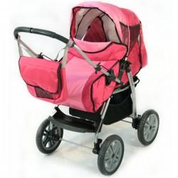 Детская коляска - трансформер Amelia B Bartplast