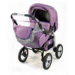 Детская коляска - трансформер Diverte Collection PC ALU Bartplast