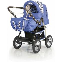 Детская коляска - трансформер LUX PKL Bartplast