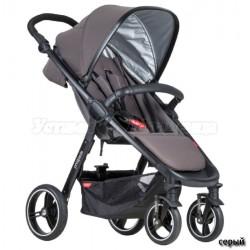 Детская прогулочная коляска Phil&Teds Smart 3