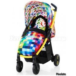 Детская прогулочная коляска COSATTO FLY PIXELATE