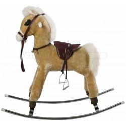Музыкальная игрушка-качалка Лошадка Jolly Ride 829