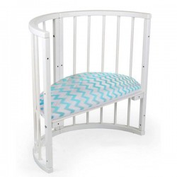 Комплект полукруглых подушек Седьмое небо на 2 стула