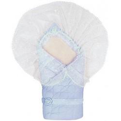 """Зимний конверт-одеяло на выписку Сонный гномик """"Зимушка"""""""