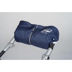 Муфта для рук на коляску меховая Селена (Сдобина) Арт. 96