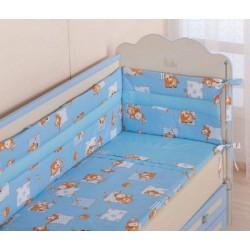 Комплект в кроватку Селена  АРТ. - 25.3 7 предметов