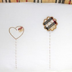 Комплект в детскую кроватку Топотушки Эклер 7 предметов