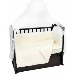 Комплект в детскую кроватку Топотушки Стрекоза 7 предметов