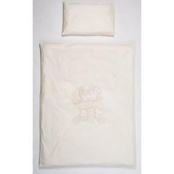 Комплект в кроватку из 7 предметов Селена 88 бязь, сатин