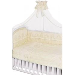 Комплект в кроватку Золотой Гусь Зая-Зай (7 предметов)