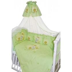 Комплект в кроватку Золотой Гусь Сафари (7 предметов)